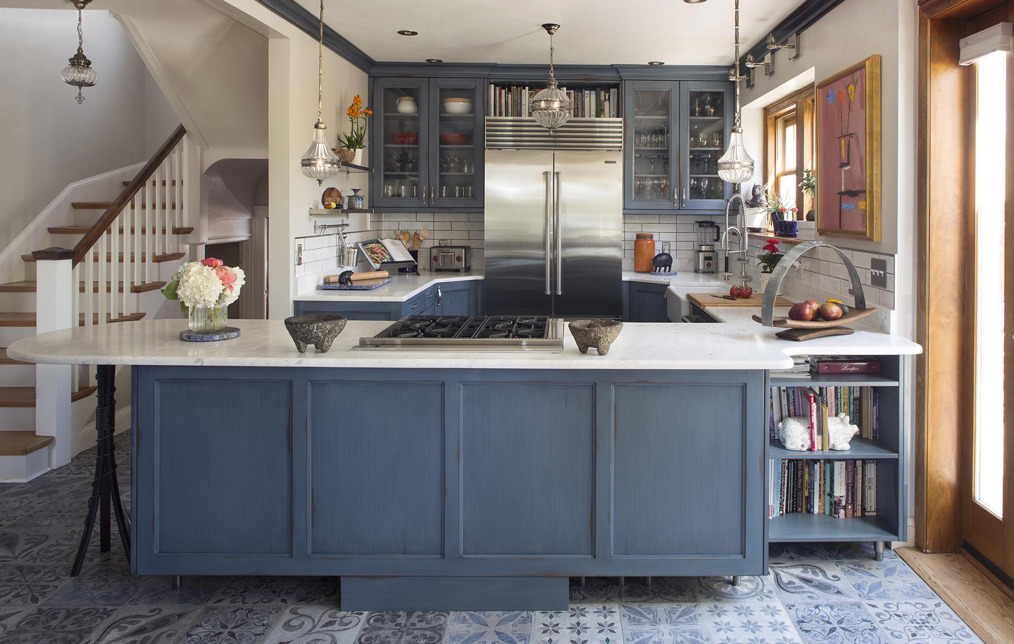 Elegant custom kitchen