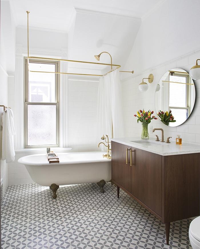Denver custom luxury bathroom