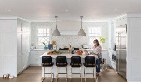 Luxury your way, custom kitchen