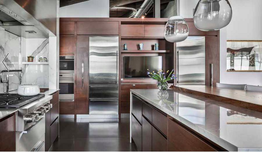 A Cook's Kitchen | Modern in Denver | William Ohs