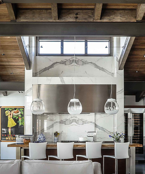 Kitchen redesign and remodeling in Aspen, Colorado